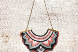 Amy Lawrence textile necklaces - thumbnail_7