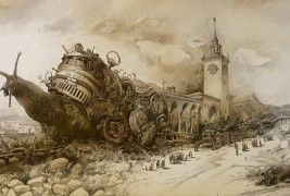 Illustrations by Yuri Laptev - thumbnail_10
