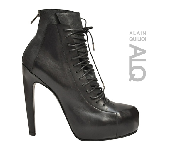 Alain Quilici fall/winter 2012 | Image courtesy of Alain Quilici