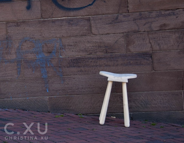 Jerry stool | Image courtesy of Christina Xu