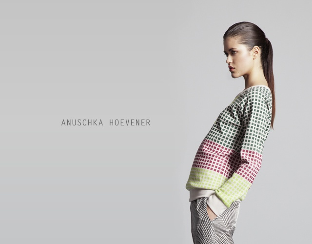 Anuschka Hoevener fall/winter 2012 | Image courtesy of Katia Wik