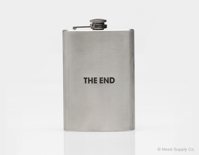 The End flask | Image courtesy of Need Supply Co.
