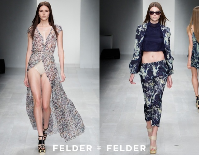 Felder Felder primavera/estate 2013 | Image courtesy of Felder Felder