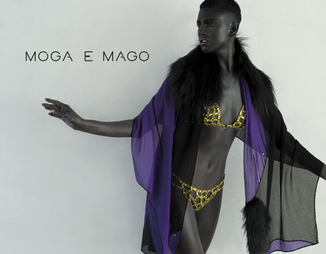 Moga e Mago spring/summer 2013 | Image courtesy of Moga e mago