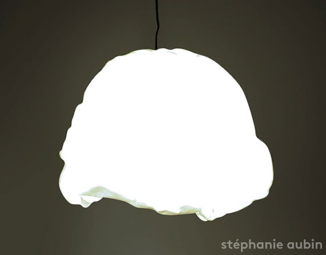 Lumib lamp | Image courtesy of Stephanie Aubin