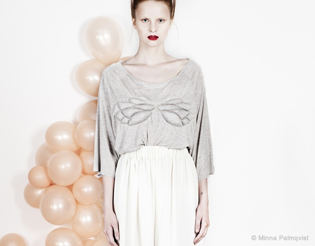 Minna Palmqvist spring/summer 2013 | Image courtesy of Anna Ronnqvist