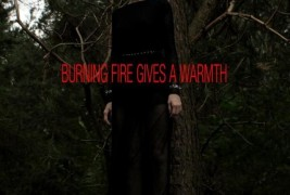 Burning fire gives a warmth - thumbnail_2