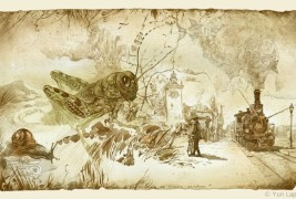 Illustrations by Yuri Laptev - thumbnail_4