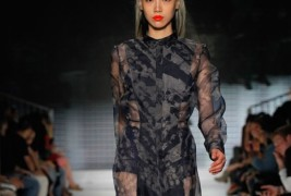 Liza Quinones graduate collection
