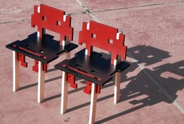 Game Over chair