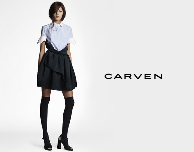 Carven prefall 2013 | Image courtesy of Carven