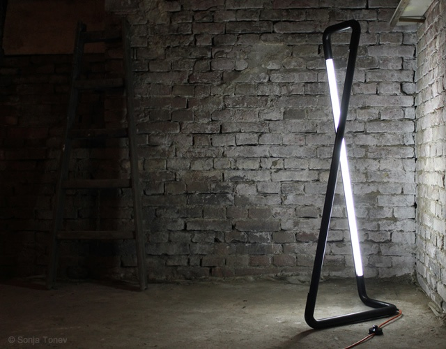 Flank lamp | Image courtesy of Sonja Tonev