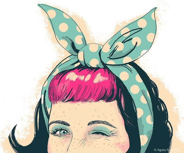 Illustrations by Agata Nowicka