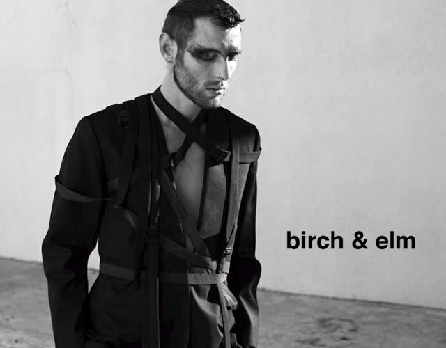 Birch and Elm fall/winter 2013 | Image courtesy of Birch and Elm