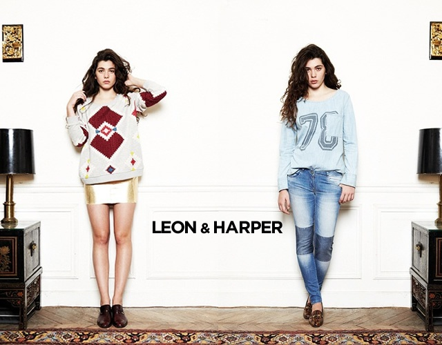 Leon & Harper spring/summer 2013 | Image courtesy of  Leon & Harper