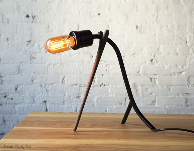 Kaji lamp | Image courtesy of Peter Yong Ra