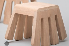 Itty Bitty rocking stool - thumbnail_1