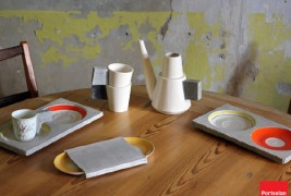 Concrete coffee set - thumbnail_2