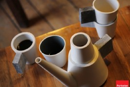 Concrete coffee set - thumbnail_3
