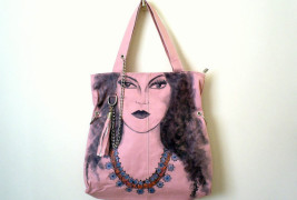 SiyahBeyazBags Wearable Art - thumbnail_3