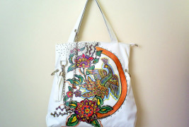 SiyahBeyazBags Wearable Art - thumbnail_4