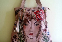 SiyahBeyazBags Wearable Art - thumbnail_1