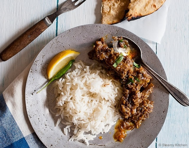 Chicken Vindaloo | Image courtesy of Steamy Kitchen