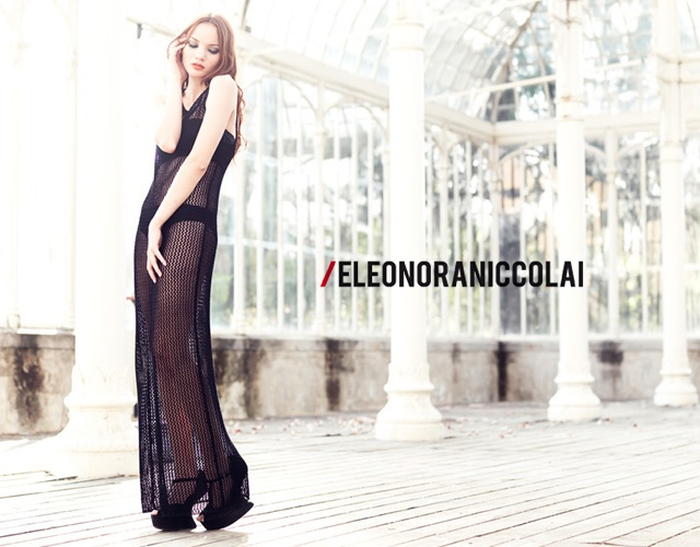 Eleonora Niccolai spring/summer 2013 | Image courtesy of F&P Friends