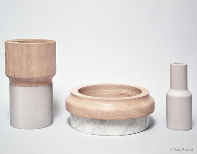 Varia tableware set | Image courtesy of Gaia Bottari