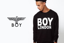 Boy London sweat - thumbnail_1