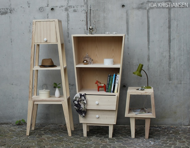The Sibling Bond furniture | Image courtesy of Ida Kristiansen