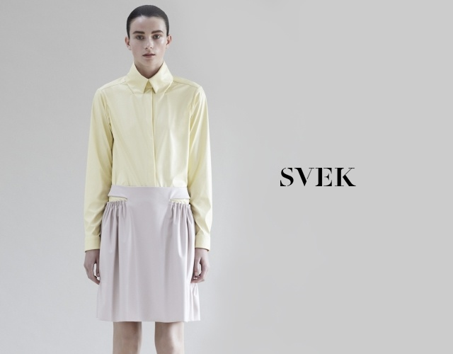 Svek spring/summer 2013 | Image courtesy of Svek