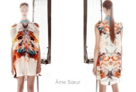 Ame Soeur spring/summer 2013