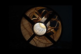 Cage pendant light - thumbnail_2