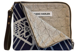 Studio Harlen printed clutch - thumbnail_3
