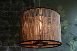 Cage pendant light - thumbnail_3
