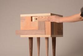Hide stool - thumbnail_3
