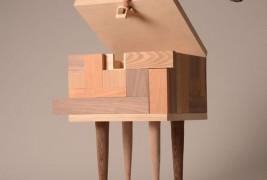Hide stool - thumbnail_4