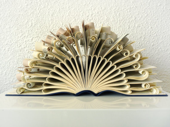 Paper Sculpture by Veska Abad