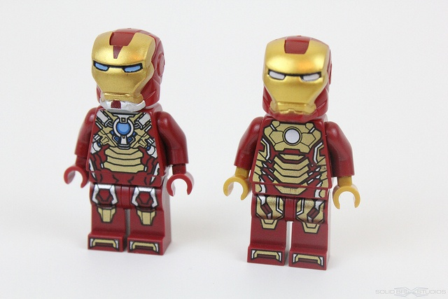 100 custom LEGO minifigs - Photo 11