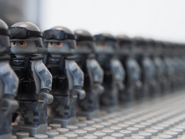 100 personaggi LEGO customizzati - Photo 12