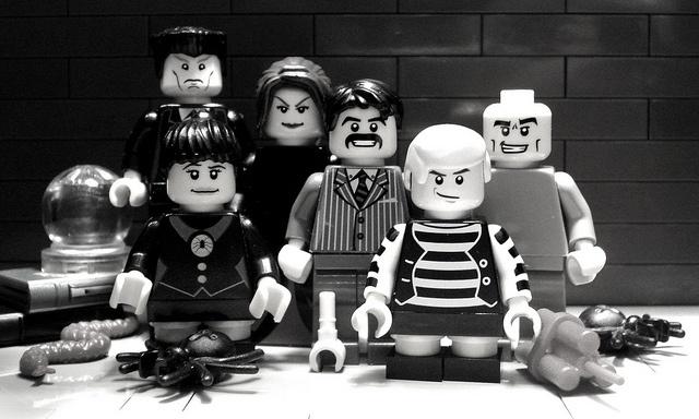 100 personaggi LEGO customizzati - Photo 14