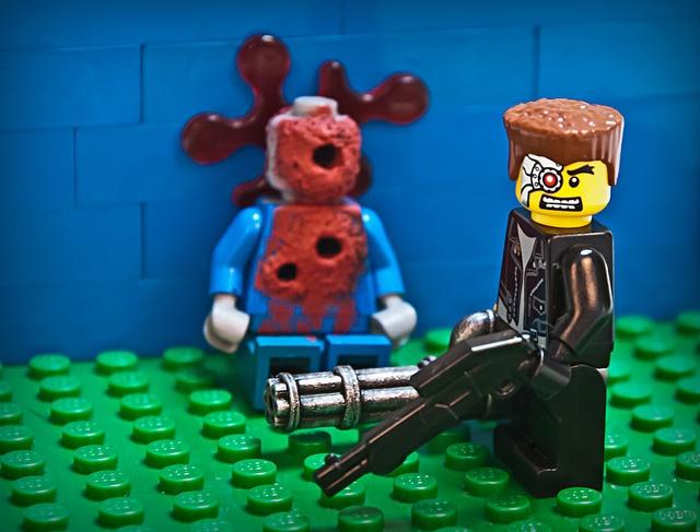 100 personaggi LEGO customizzati - Photo 17