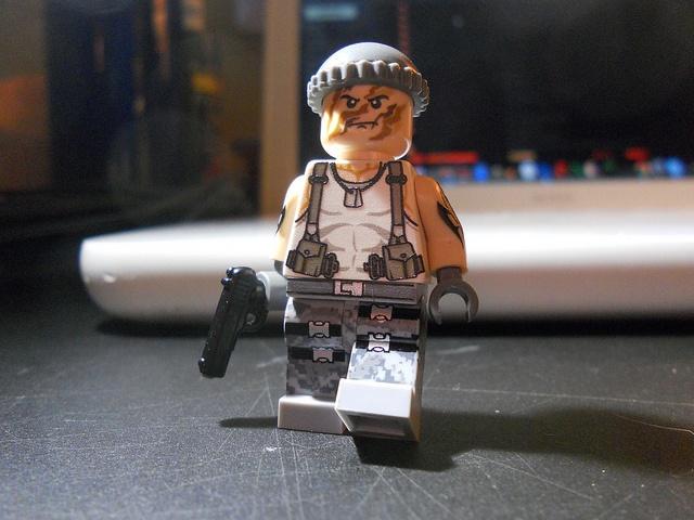 100 personaggi LEGO customizzati - Photo 18