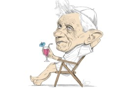 Caricatures by Marco Calcinaro - thumbnail_1