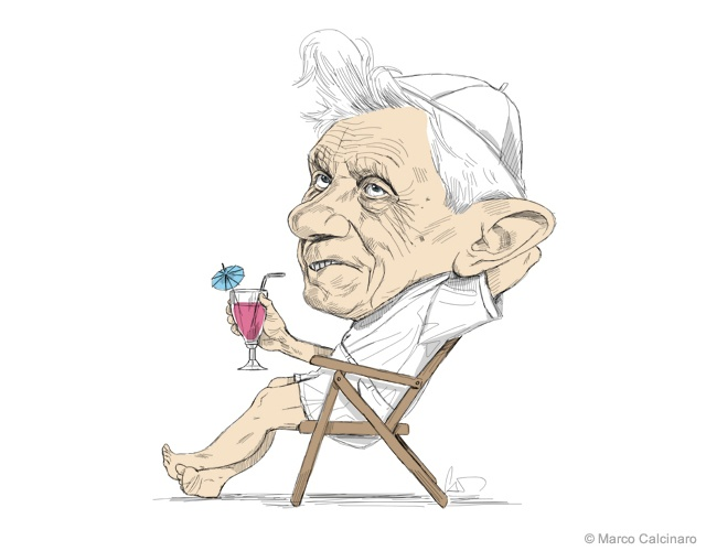 Caricatures by Marco Calcinaro | Image courtesy of Marco Calcinaro