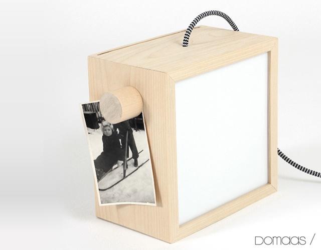 LM BOX lamp