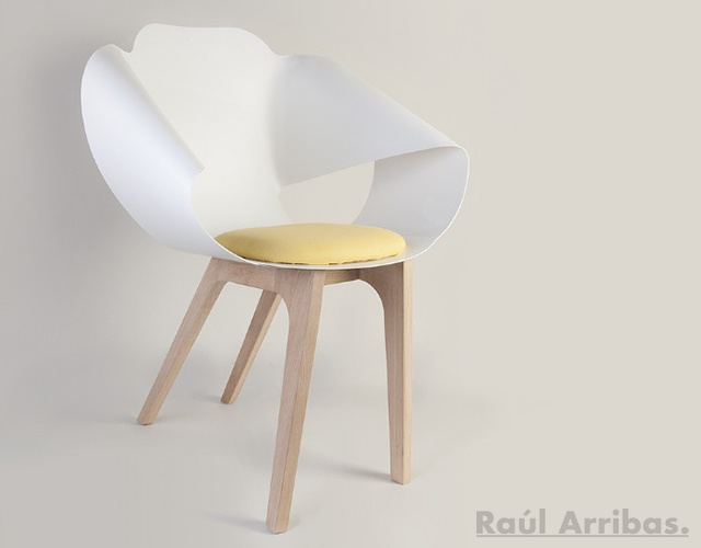 Marga armchair | Image courtesy of Raul Arribas De Miguel