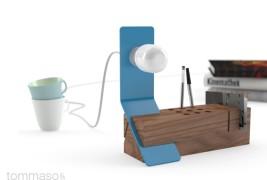 Edi desk organizer by Tommaso Bistacchi - thumbnail_1