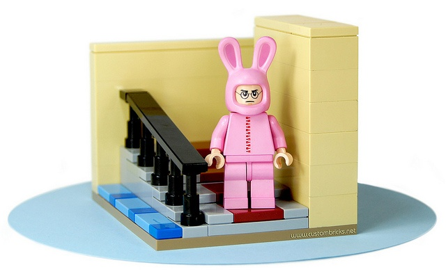 100 custom LEGO minifigs - Photo 27